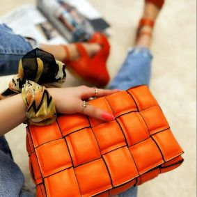 Women's bag BANI - ORANGE