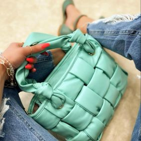 Women's bag LINA - MINT