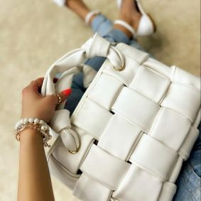 Women's bag LINA - WHITE