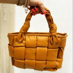 Women's bag LINA - CAMEL