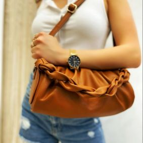 Women's bag RONI - CAMEL