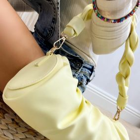 Women's bag RONI - YELLOW