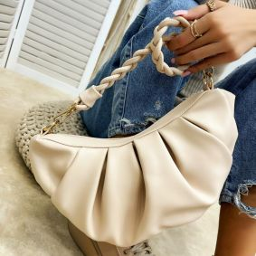 Women's bag KAILYN - BEIGE