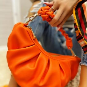 Women's bag KAILYN - ORANGE