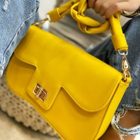 Women's bag KAIGAN - YELLOW