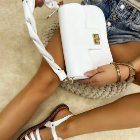 Women's bag KAIGAN - WHITE