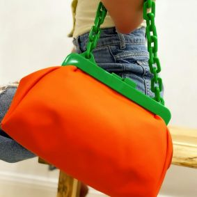 Women's bag MANDRA - ORANGE