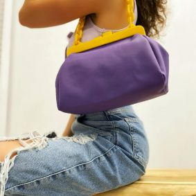 Women's bag MANDRA - VIOLET