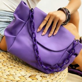 Women's bag MAHI - DARK VIOLET