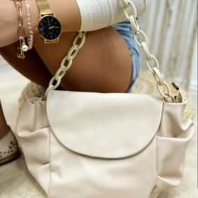 Women's bag MAHI - BEIGE