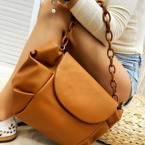Women's bag MAHI - BROWN