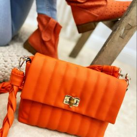 Women's bag ADAIRA - ORANGE