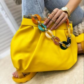 Women's bag ADITHA - YELLOW