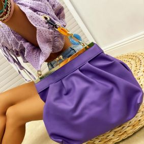 Women's bag ADITHA - VIOLET