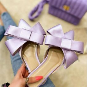 Women Slippers ZILAH VIOLET