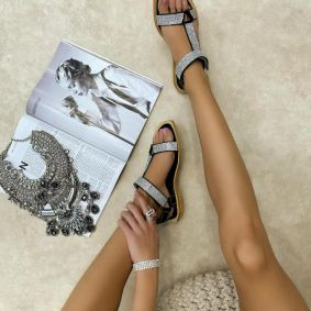 Women sandals DARA BLACK