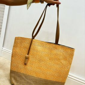 Women's bag GRETA - ORANGE