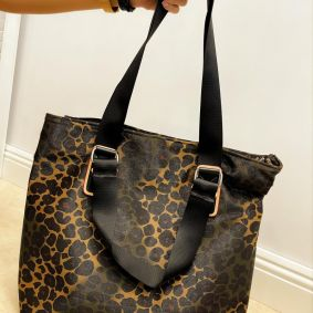 Women's bag MEHER - LEOPARD