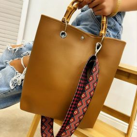 Women's bag NESMA - BROWN