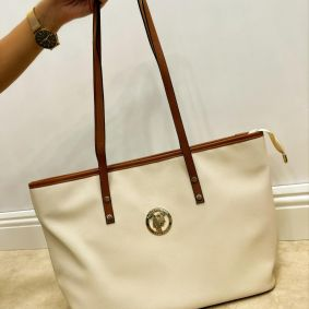 Women's bag NAILAH - BEIGE