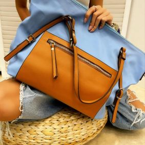 Women's bag ROWENA - BLUE