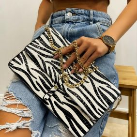 Women's bag JALELA - ZEBRA