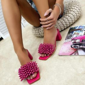 Women Slippers MIRREN - PINK