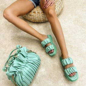 Women Slippers JULES - MINT