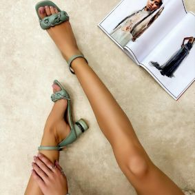 Women sandals BETIEL - MINT