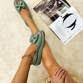 Women sandals EVA - MINT
