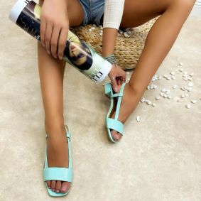 Women sandals JULIE - MINT