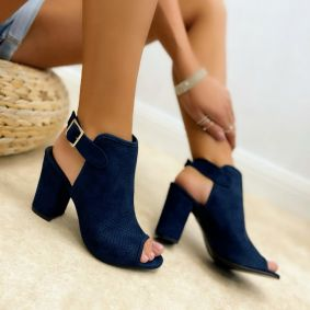 Women sandals LESLIE - NAVY