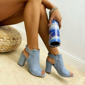 Women sandals LESLIE - BLUE