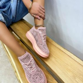 Women sneakers MADELEIN - ROSE