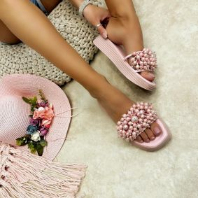 Women Slippers PHEOBE - ROSE