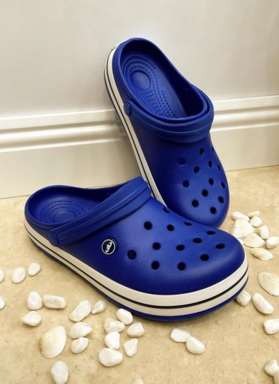 MEN CLOGS AND SLIPPERS ASEEL - BLUE