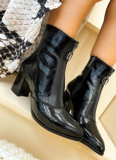 Women ankle boots ANDI - BLACK