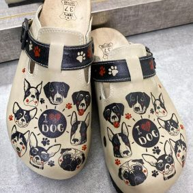 PUPPIES CLOGS - BEIGE