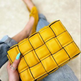 Women's bag BANI - YELLOW