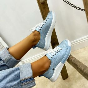 Women sneakers DARIA - BLUE
